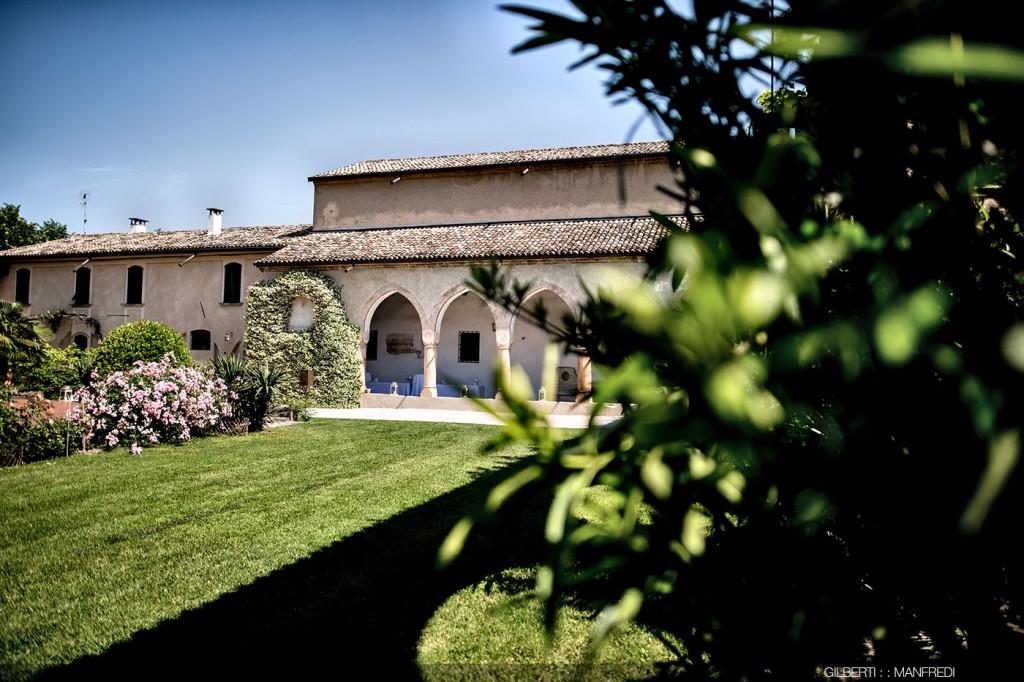 Giardino Convento dell'Annunciata Medole
