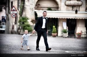 004 fotografo matrimonio cremona arrivo dello sposo