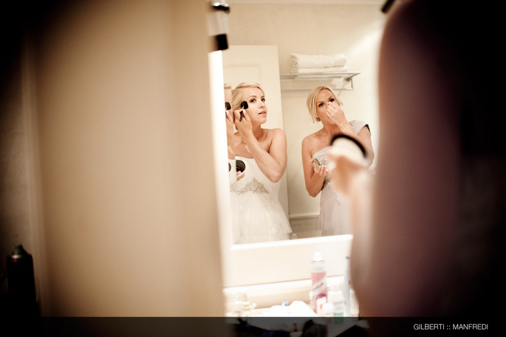 007 fotografo matrimonio reportage milano preparazione della sposa