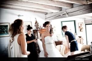 007 fotografo reportage matrimonio milano preparazione della sposa