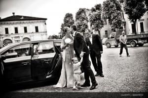 009 fotografo reportage matrimonio cremona arrivo della sposa