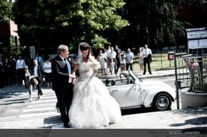 011 fotografo reportage matrimonio milano arrivo della sposa