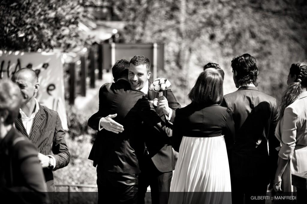 012 fotografo matrimonio reportage milano arrivo dello sposo