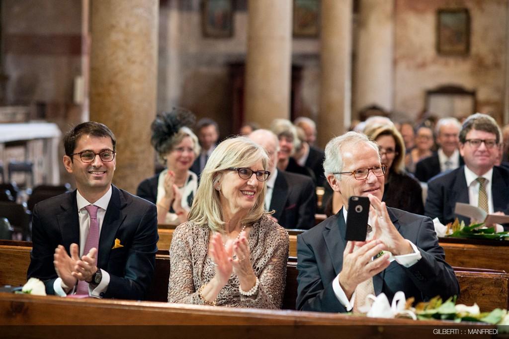 Genitori sposo chiesa
