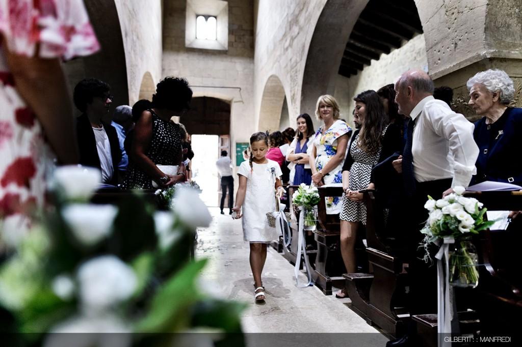 ingresso damigella chiesa