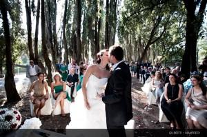 019 cerimonia matrimonio all'aperto castello di villanova