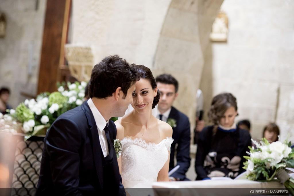 sguardo sposa
