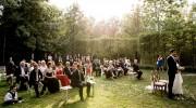 Matrimonio all'aperto Convento dell'Annunciata