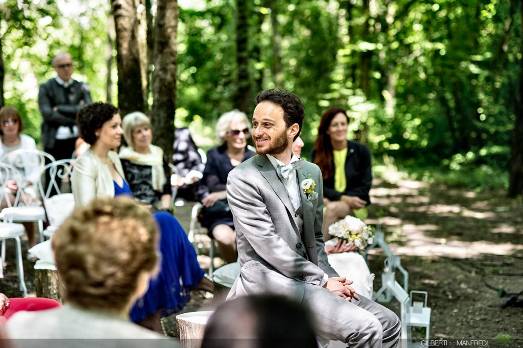Sorriso sposo