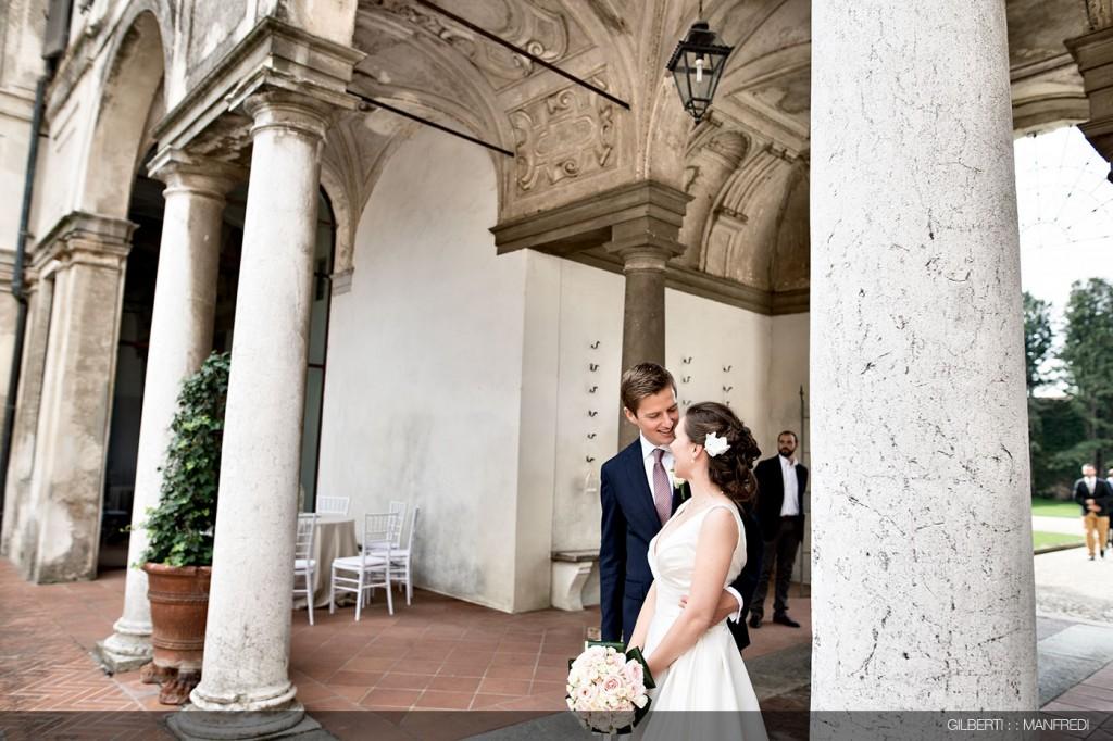 Villa Affaitati matrimonio