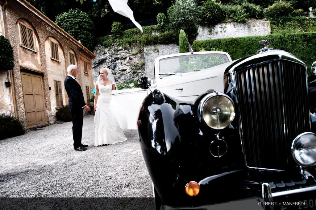 029 fotografo reportage matrimonio aosta arrivo della sposa
