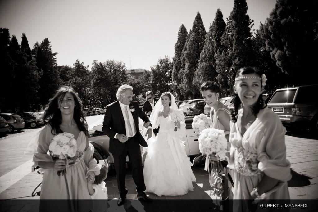 031 fotografo reportage matrimonio sassuolo arrivo della sposa