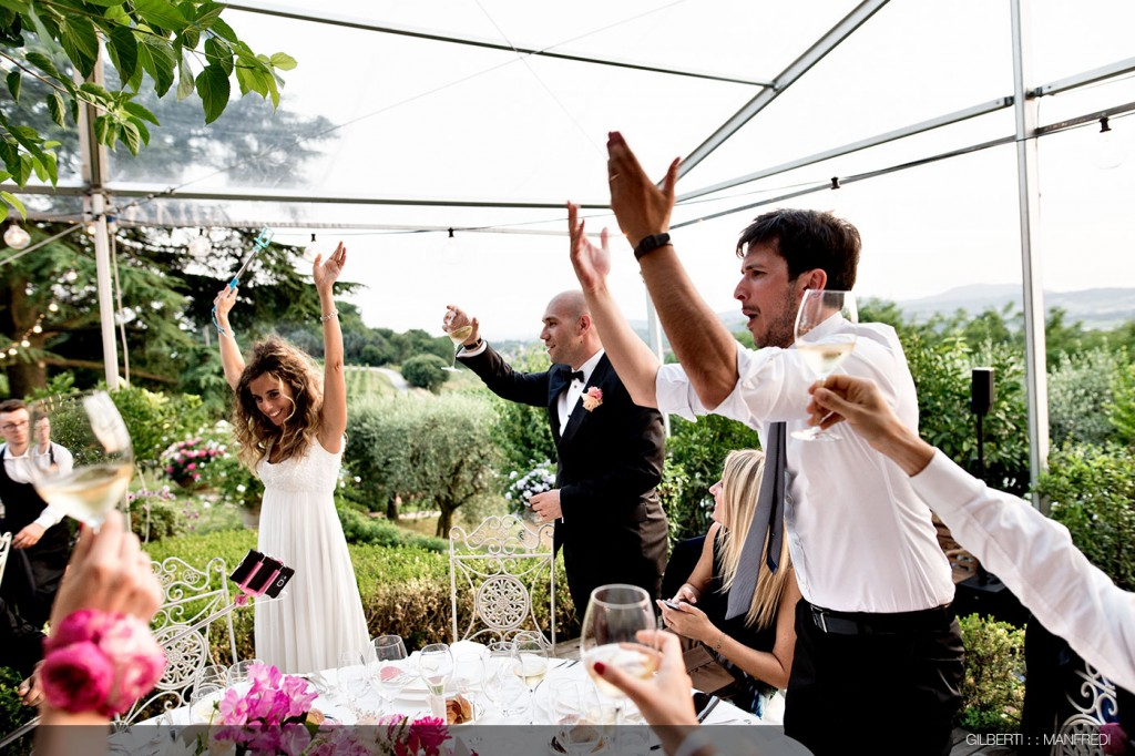 Wedding reportage in Franciacorta