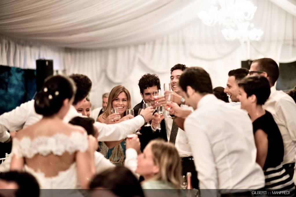 brindisi amici sposi