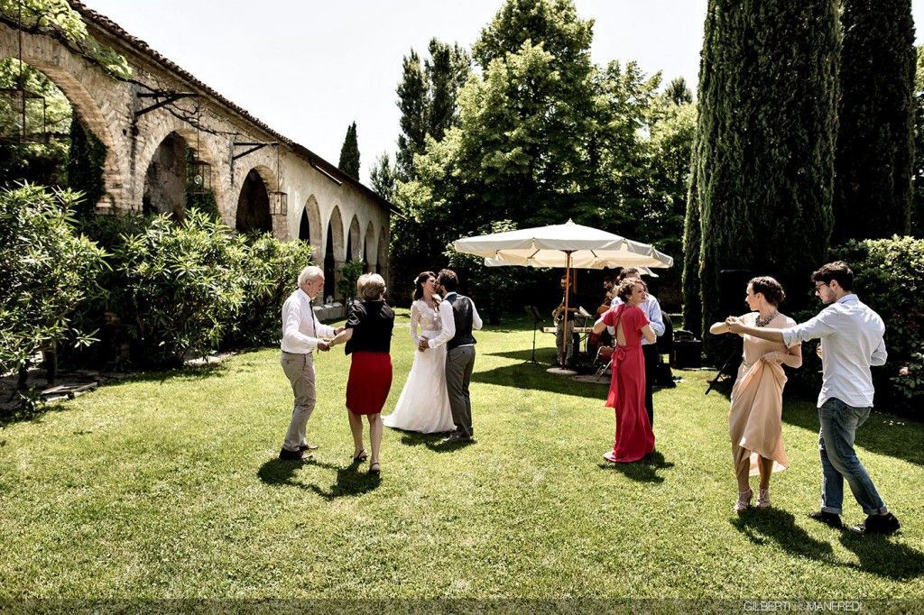 Danze Convento dell'Annunciata Medole