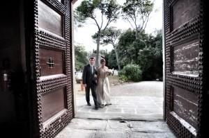 040 arrivo sposi fotografia di matrimonio