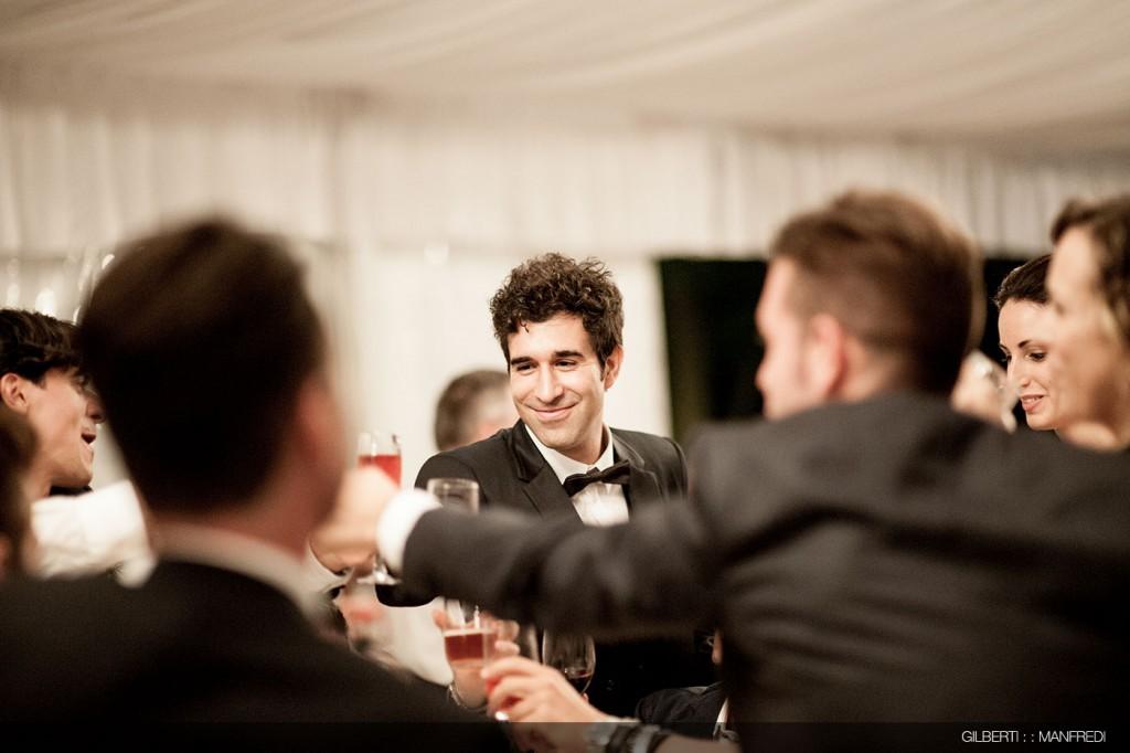 brindisi amici sposo