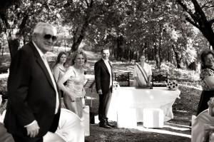 10 Sposo in attesa all'altare