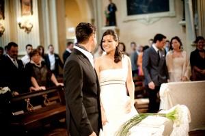 10 Wedding reportage Modena chiesa Elisa e Mattia