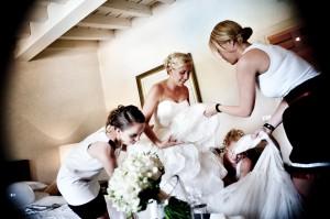 10 preparazione sposa