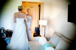 11 wedding reportage sposa e testimone