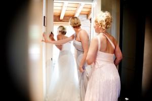 13 Fotografia matrimonio brescia Sposa e amiche