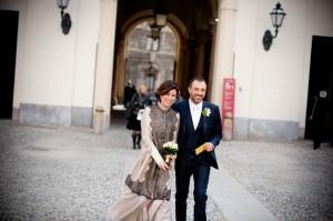 13 matrimonio milano palazzo reale uscita