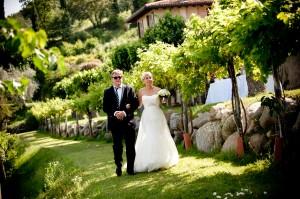 17 Arrivo sposa