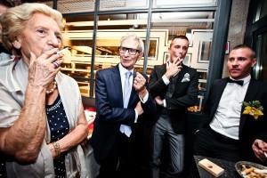 28 wedding reportage milano aperitivo museo del novecento