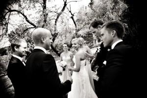 30 Wedding reportage brescia sposa e amici