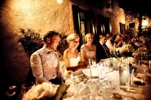 38 sposi al tavolo