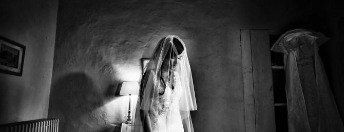 Preparazione attesa sposa