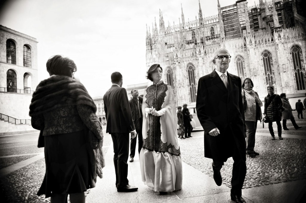 fotografia matrimonio milano chiesa