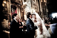 reportage matrimonio cremona chiesa