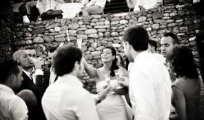 wedding reportage novara sposa al ricevimento